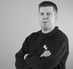 Padraig Cosgrove - Logbook Service Engineer
