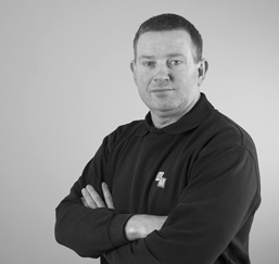 Niall Muldoon - Senior Mechanical Logbook/Contracts Engineer